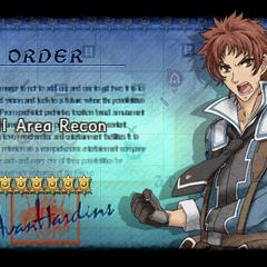 Avan issues an order