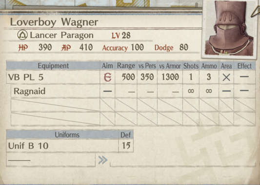 Wagner-Card