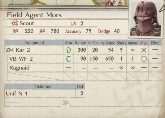 Mors-Card