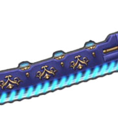 Nagisa's trademark weapon, the <a href=