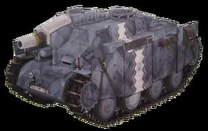 Gallian Tank Destroyer