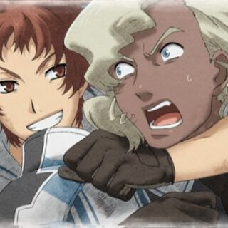 Nahum's Classmate Mission in Valkyria Chronicles 2.
