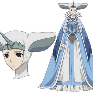 Cordelia's appearance in the <i>Valkyria Chronicles Anime</i>.