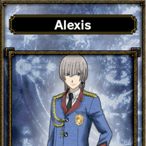 Alexis's appearance in Samurai & Dragons.