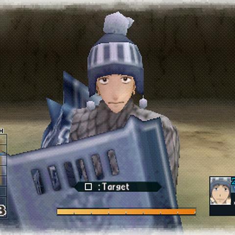 In-game screenshot of Joachim