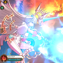 Selvaria (Law) screenshot.