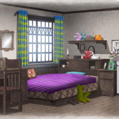 Cosette's room.