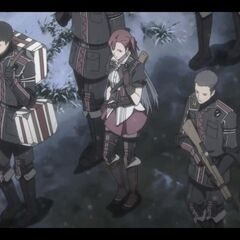 Riela with some Nameless members who were presumably KIA before the events of VC3