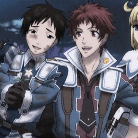 Morris's Classmate Mission in Valkyria Chronicles 2.