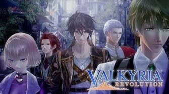 Valkyria Revolution - Launch Trailer