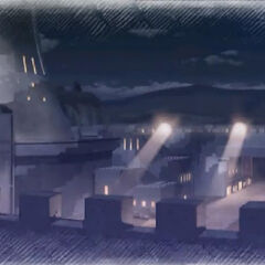 Ghirlandaio fortress at night in VC3