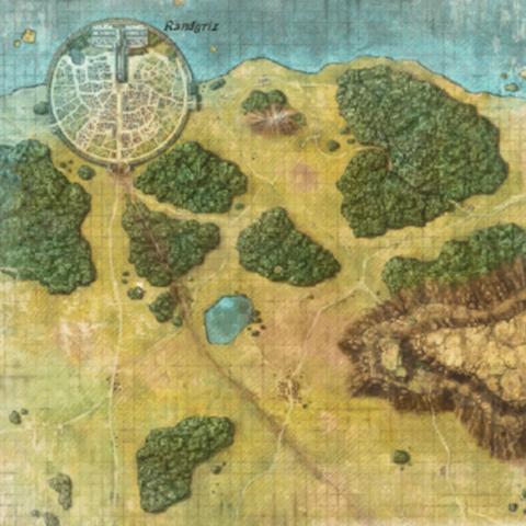 Randgriz Outskirts (after Marmota attack)