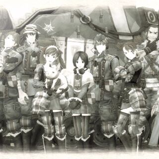Squad 7 in <i>Valkyria Chronicles</i>.