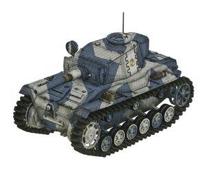 Type36 medium tank a