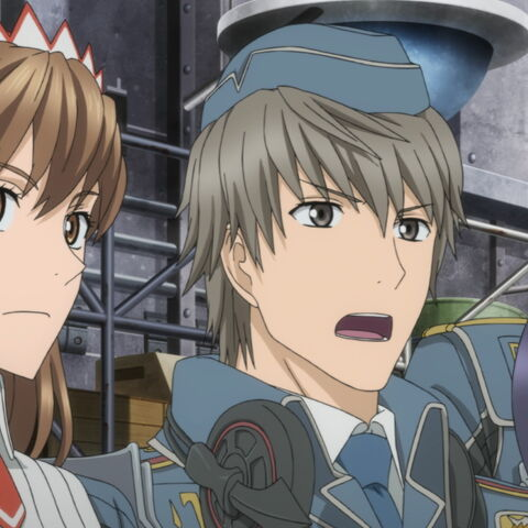 Squad 7 as seen in Valkyria Chronicles 3