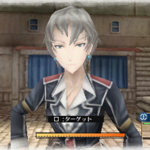 In-game screenshot of Ada in Valkyria Chronicles 3.