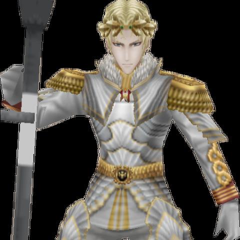 Maximilian's CG appearance.