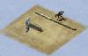 Evasion training area