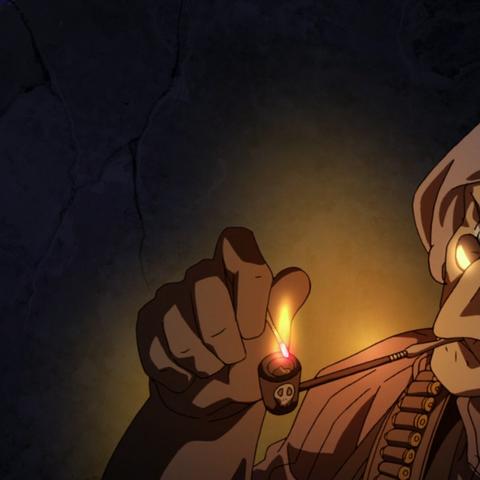 Gloria's appearance in the Valkyria Chronicles 3 OVA.