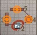 Storming the Fort Map