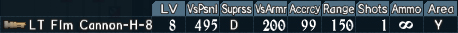 Flamethrower spec 2-8