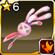 Impolite Pink Rabbit