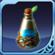 Blue Life Force Flagon