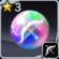 Bow Rainbow Crystal 3
