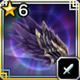 Obsidian Wings of Resolve