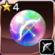 Bow Rainbow Crystal 4