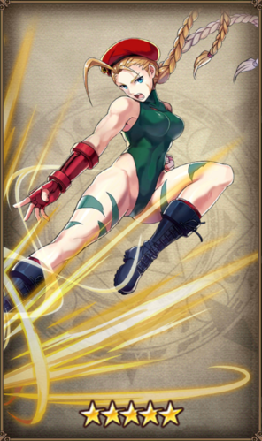 5★ Hero Art