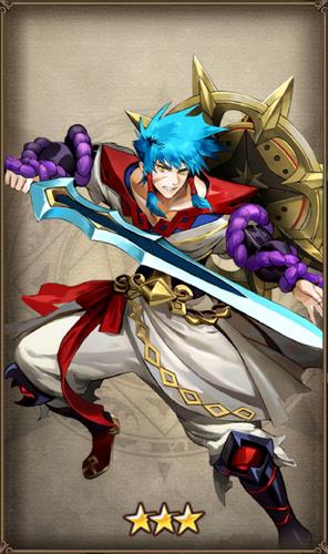 3★ Hero Art 