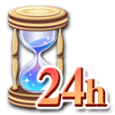 Hourglass(24h)
