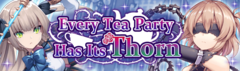 Banner Every Tea Party Has Its Thorn