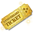 Anniversary Ticket