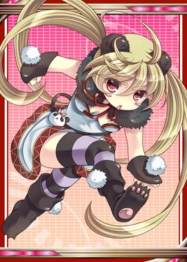 Panda Girl H