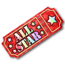 LR All-Star★Summon Ticket