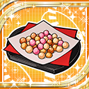Sweet Rice Crackers icon