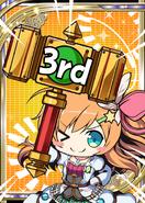 3rd Hammer H