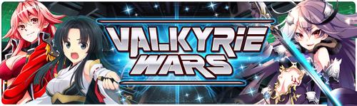 Banner Valkyrie Wars