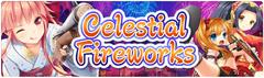 Banner Celestial Fireworks