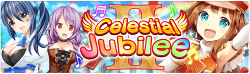 Banner Celestial Jubilee II