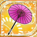 Japanese Umbrella H icon