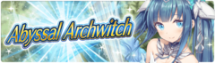 Banner 8th Abyssal Archwitch Hunt!