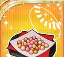Sweet Rice Crackers