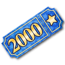 2000 Days Celebration Ticket