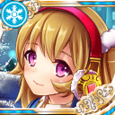 White Christmas icon