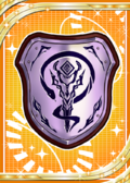 Asclepius Badge H