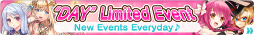Daily event banner