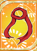 Crimson Scarf H
